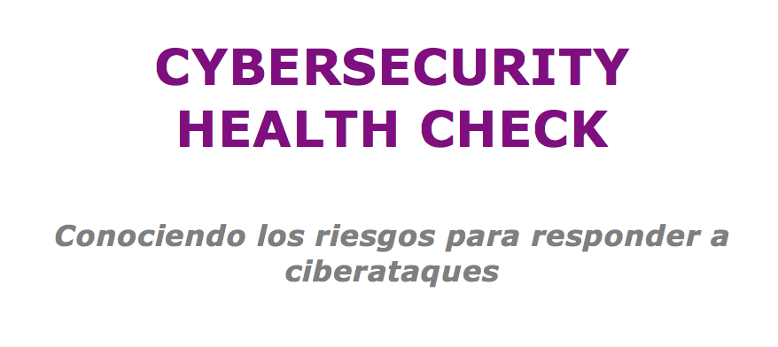 NV Cybersecurity Health Check