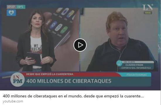 La Nación: NextVision en vivo